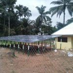 Ground Mount Solar Generator